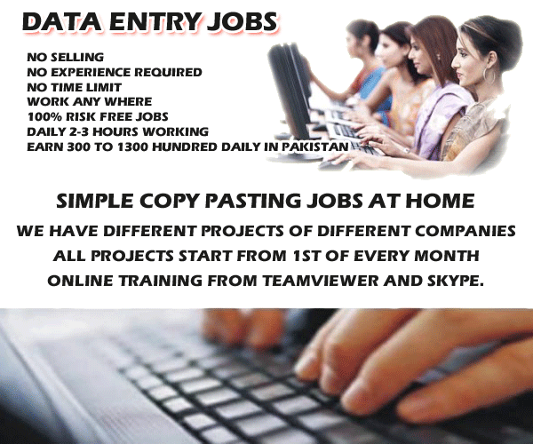 Easy Data Entry Jobs At Home